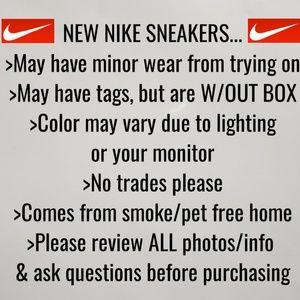 Nike Shoes - #410-10🥰Bundle 3/Lowest FREE🆕️NIKE Air Sock